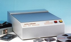 DG-91M Degausser for Cassettes & Cartridges