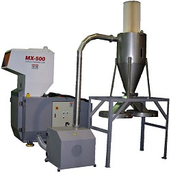 MX-500 High Volume Multi-Media Disintegrator