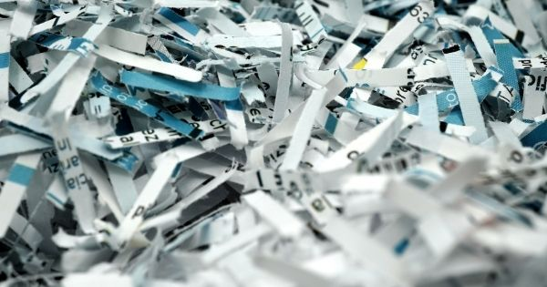 Service vs. Machine: What's Best for Secure Shredding?
