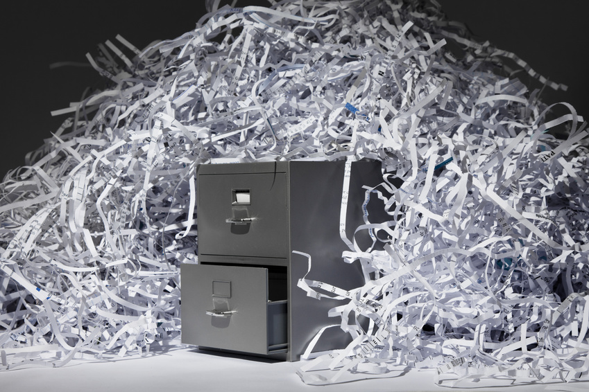 Your Guide To The Different Shredding Security Levels