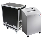 M-10T DOD High Security Shredder w/ Deployment Case