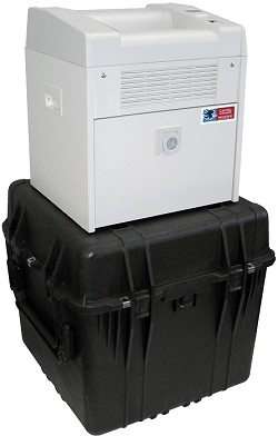 M-9D DOD High Security Deployment Paper Shredder