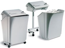 C-150 Deskside Cross Cut Shredder
